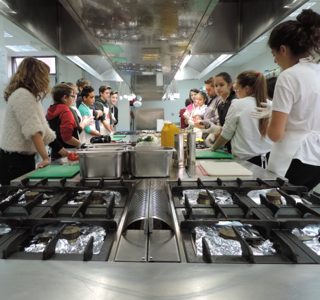 """Gastronomy – Business Club"" scenario"
